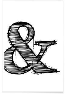 Ampersand Poster 1