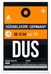 DUS - Düsseldorf