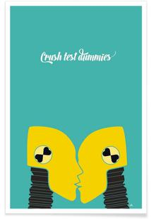 Crush test dummies
