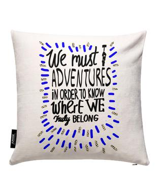 We Must Take Adventures Back