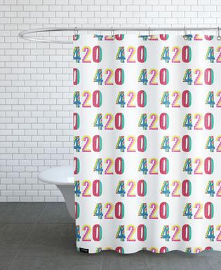 420 Shower Curtain