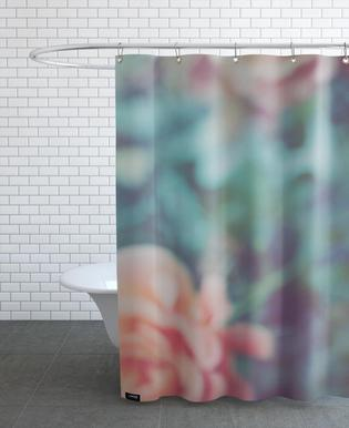 Faded Floral -Duschvorhang