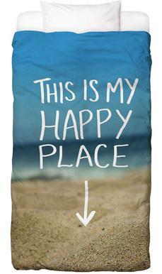 Happy Place housse de couette