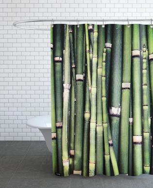 Jungle rideau de douche