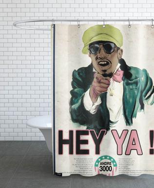 Hey Ya! #2 Shower Curtain