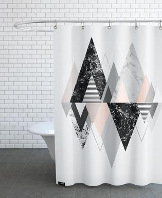 Graphic 117 Shower Curtain