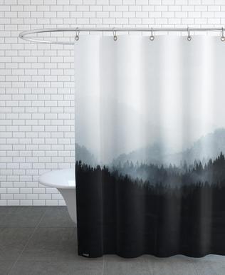 Woods 5Y -Duschvorhang