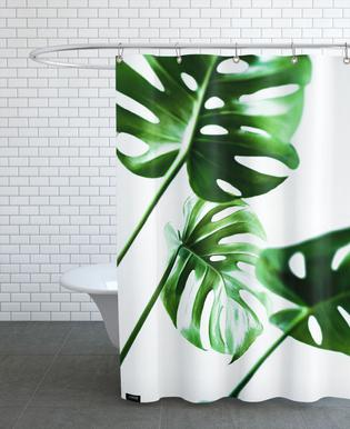 Monstera 4 Shower Curtain