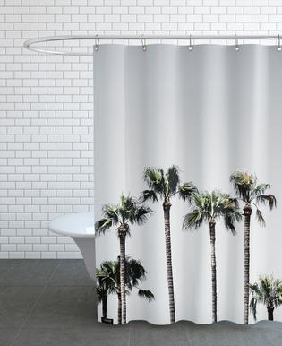 Palm Trees 5 Shower Curtain