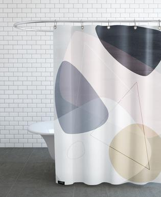 Graphic 150 B Shower Curtain