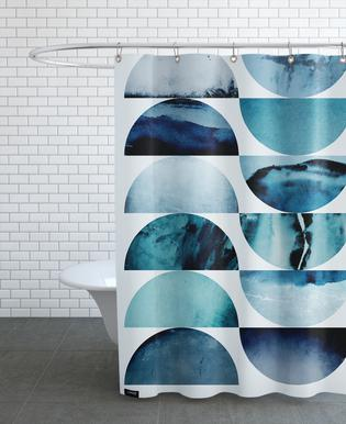 Graphic 40 X Shower Curtain