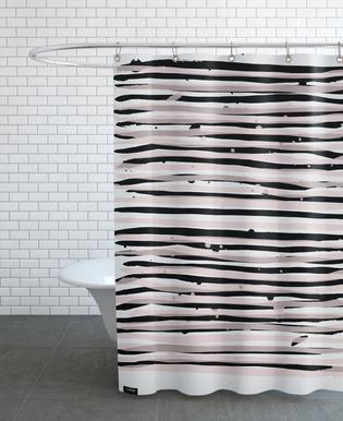 Minimalism 26 Shower Curtain