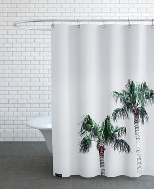 Palm Trees 6 -Duschvorhang