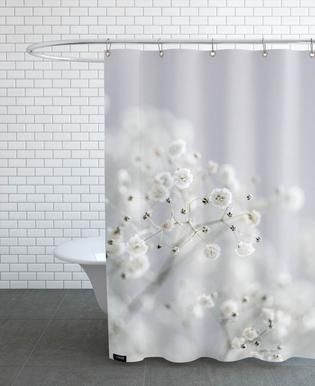 Baby's Breath Shower Curtain