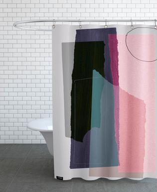 Pieces 5C Shower Curtain
