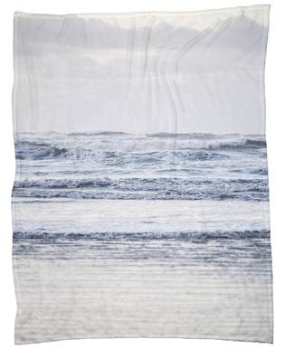 The Sea Fleece Blanket