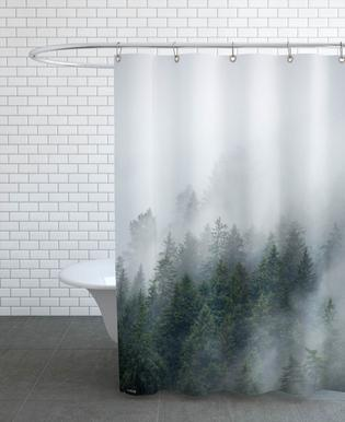 Foggy Morning 2 Shower Curtain