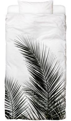 Palm Leaves 1 Linge de lit