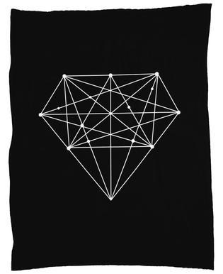 Diamond Fleece Blanket