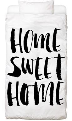 Home Sweet Home Linge de lit