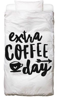 Extra Coffee Day Bed Linen
