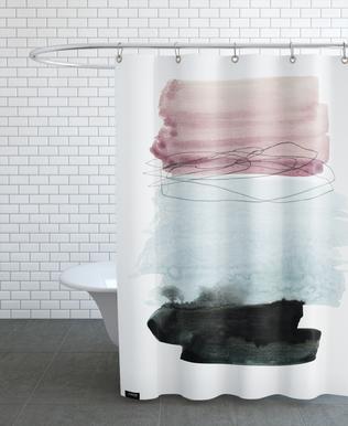 Minimalism 4 -Duschvorhang