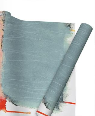 Layered Color 2 cadeaupapier
