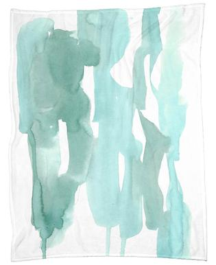 Fluidity Fleece Blanket