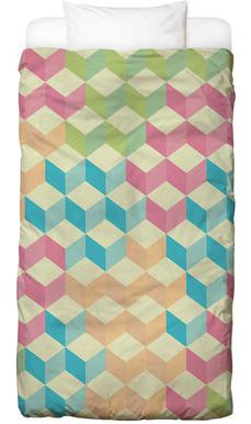 SugarCubes Geometric Pattern Sängkläder