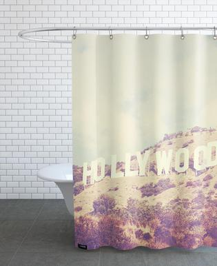 Sign Shower Curtain