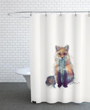 Fox -Duschvorhang