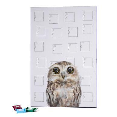 Little Owl 2019 Chocolate Advent Calendar - Ritter Sport
