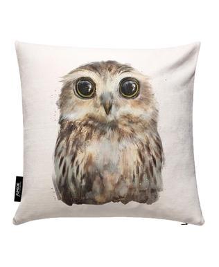 Little Owl Housse de coussin
