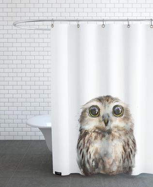 Little Owl -Duschvorhang