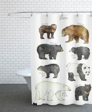 Bears -Duschvorhang