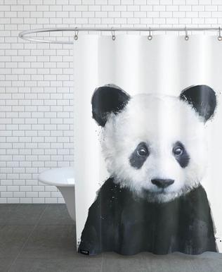 Little Panda -Duschvorhang
