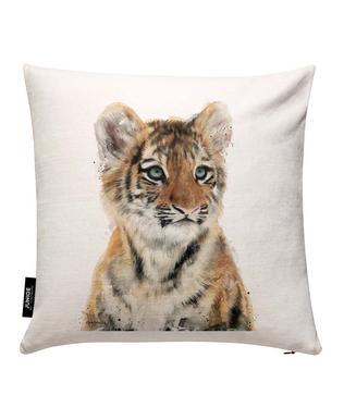Little Tiger Housse de coussin
