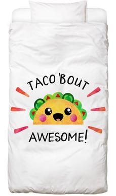 Taco Bout Awesome Bed Linen