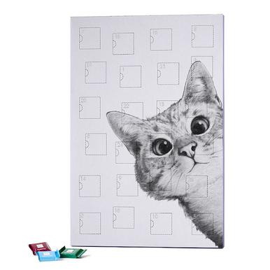 Sneaky Cat 2019 Chocolate Advent Calendar - Ritter Sport