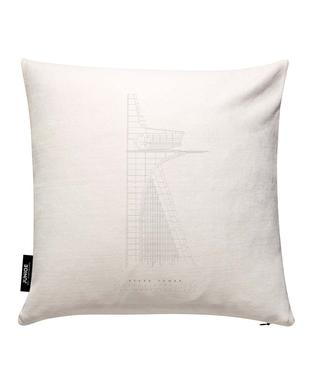 Stark Tower Cushion Cover