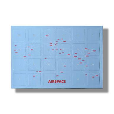 Calendrier De Lavent 2019 Kinder.Airspace Map Blue Calendrier De L Avent 2019 Chocolats