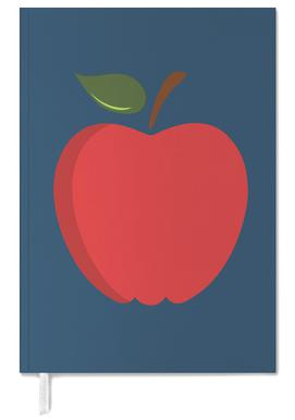 The Red Apple Poster