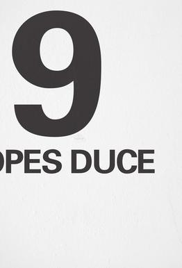 The Duce Poster
