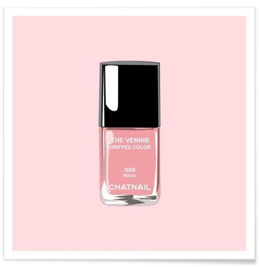 Pink CatNail