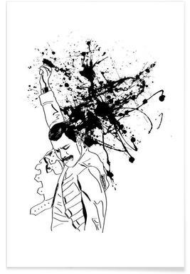 Freddie Poster