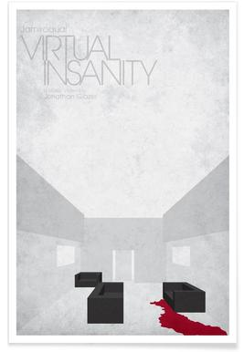 Virtual Insanity Poster