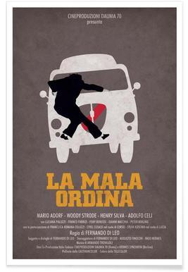 La Mala Ordina Poster