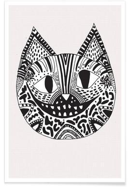 Cheshire cat -Poster