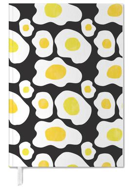 Fried Eggs Personal Planner