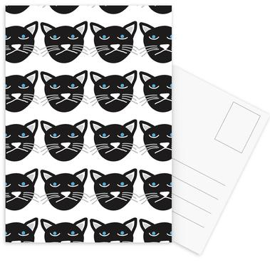 Grumpy Cat Postcard Set